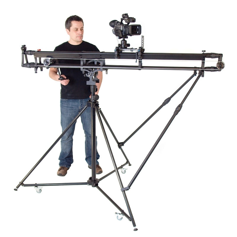 Crane-Slider-Dolly ALL IN ONE!