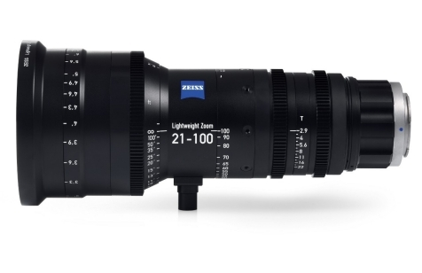 Compact Zoom 21-100mm