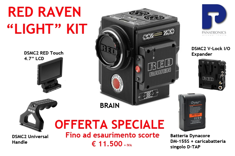 RED RAVEN Light Kit