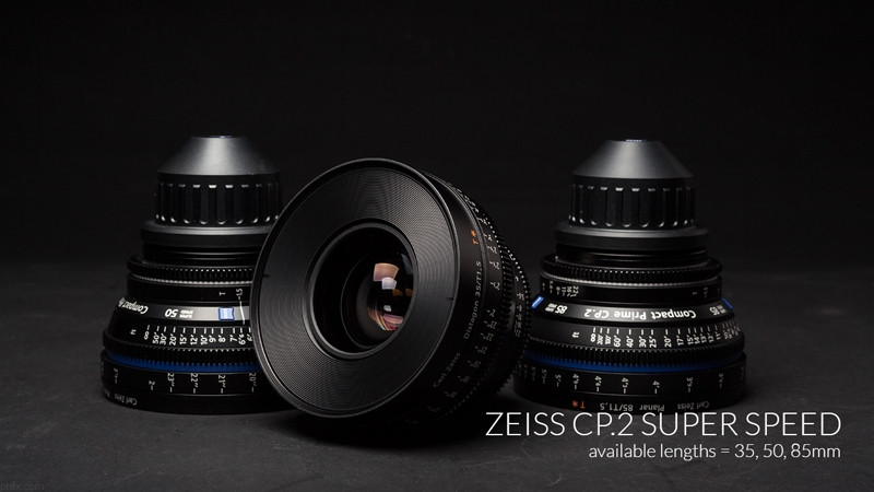 Offertissima Zeiss CP.2 e CP.2 Super Speed